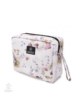 Vodeodolný kozmetický kufrík s motívom víl
