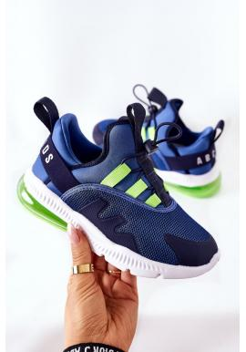 Modré športové Sneakersy pre deti