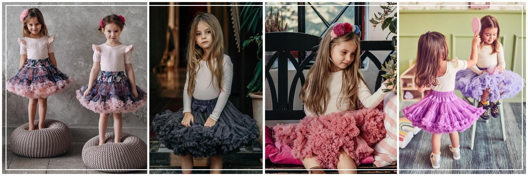 Sukne pre dievčatká